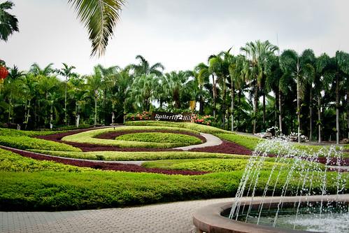 Butterfly Hill, Nong Nooch Tropical Garden
