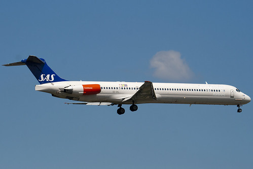 www.Stevipedia.co.uk - Spotted McDonnell Douglas MD-81 MD-82 DC-