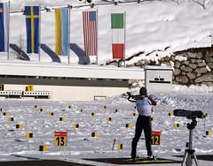 12 e 13 - Anterselva (stegdino) Tags: ski gun flag hero winner 12 13 twelve thirteen biathlon dodici tredici challengeyouwinner yourock1st agcgwinner storybookwinner pinnacle20120212