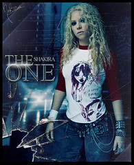The One [Shakira] (Nii Riera) Tags: de sad el triste shak blend servicio lavanderia unico emocional