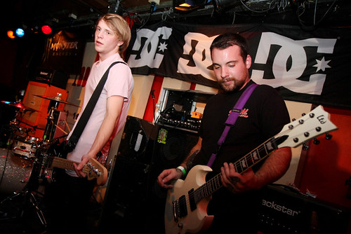 Your Demise - 100 Club