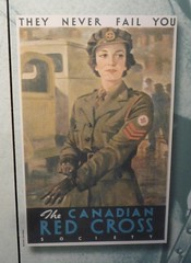 Canadian Red Cross WWII Propaganda