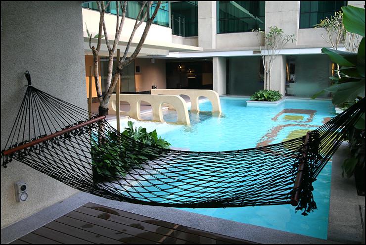 GTower Hotel swimming-pool