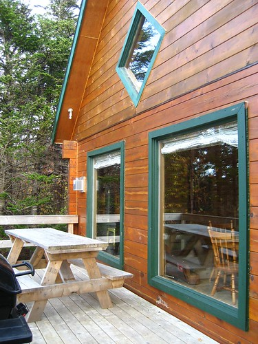 Kilmory cabin