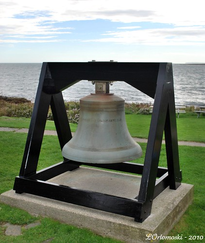 Former Lighthouse Bell