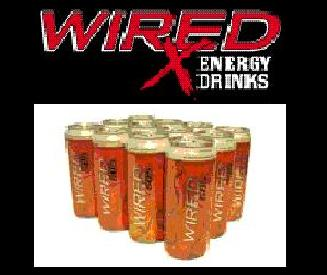Buy Wired Energy Drinks
