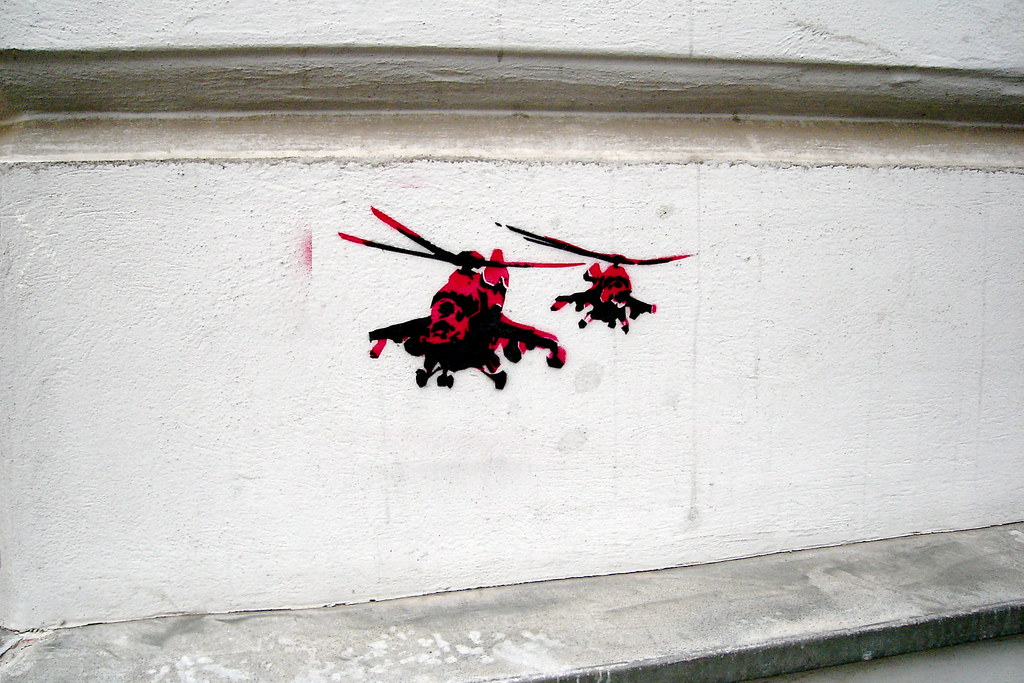 The World\'s Best Photos of banksy and wien - Flickr Hive Mind