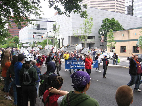 The Portland Chapter of the Buddhist Peace Fellowship will be marching in ...