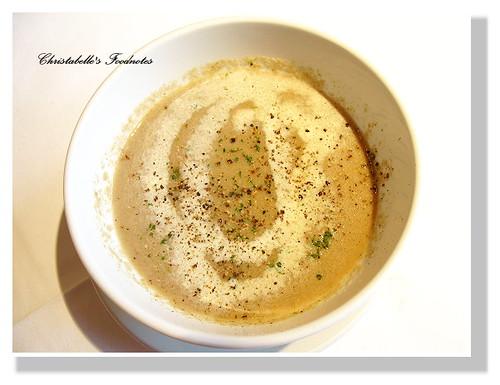 LaGiara洋菇蔬菜濃湯