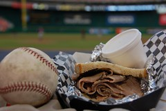 Food Policies - Can you bring outside food to Nationals Park?