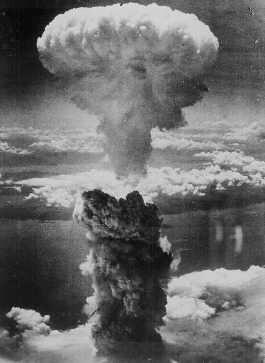 Hiroshima Atomic Explosion