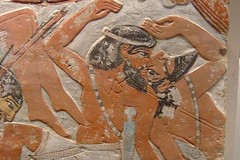 Reliefs depicting Battle Scenes Early Dynasty ...