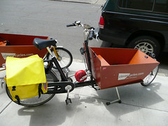 Stoked bakfiets