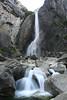 Yosemite Fall (flopper) Tags: waterfall rocks yosemite yosemitenationalpark yosemitefall interestingness225 flopper