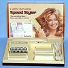 Lady Schick Speed Styler (twitchery) Tags: vintage hair mod 60s shampoo 70s conditioner farrah blowdryer vintageads vintagebeauty