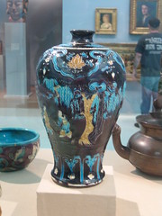 Beautiful Chinese vase that inspired me.