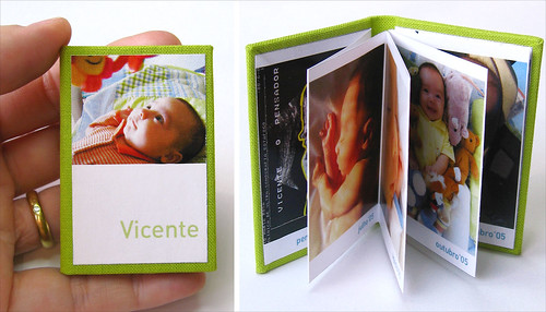 Mini-livro // Miniature book