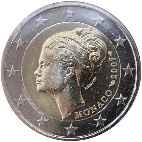 2 euros mónaco
