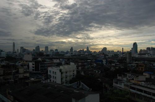 最終日の朝