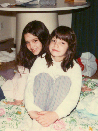 Jess and Laura 1985