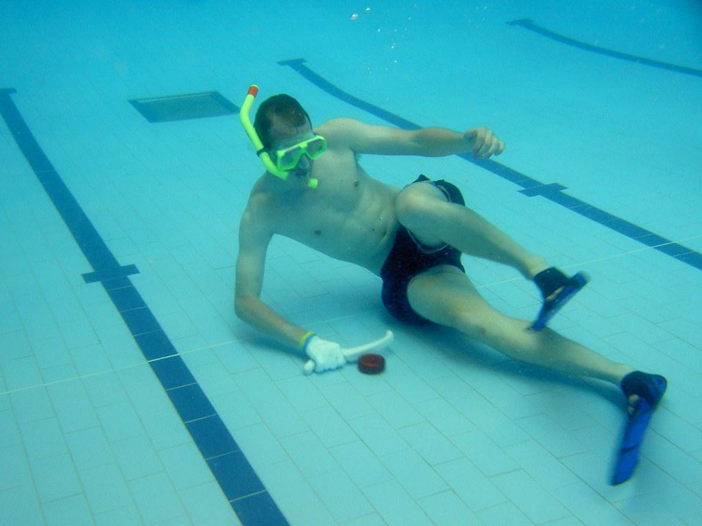 Octopush / Underwater Hockey