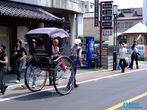 Rickshaw – 人力車 class=