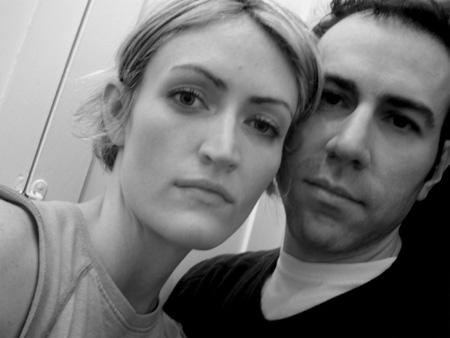us in LA, November 2001