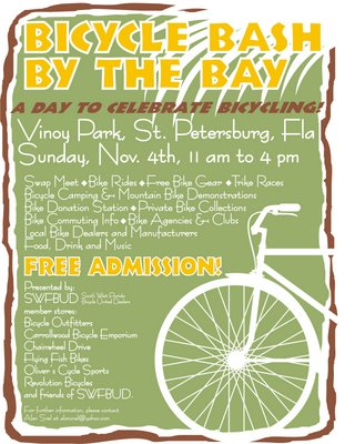Bicycle Bash by the Bay