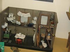 Antique miniatue dolls' house (blind_donkey) Tags: house norway museum miniatures dolls dollshouse antiquetoys