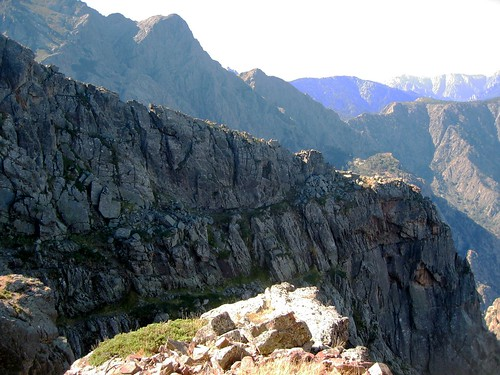1er V versant Ouest de Campu Razzinu