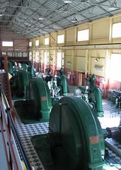 Power Room #1 (bcshort) Tags: station power lagoon hydro generators tasmania centralhighlands penstock waddamana tasgallery