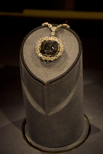 """THE"" Hope Diamond"