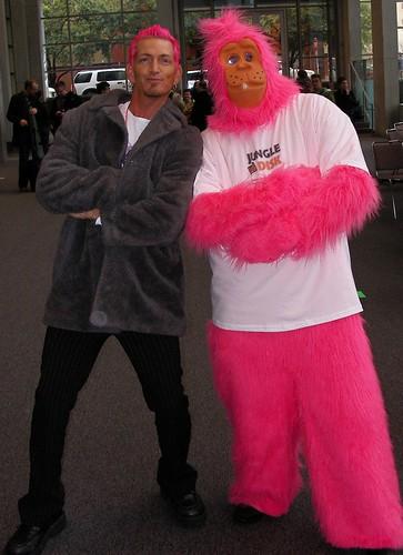 @jungledisk pink gorilla