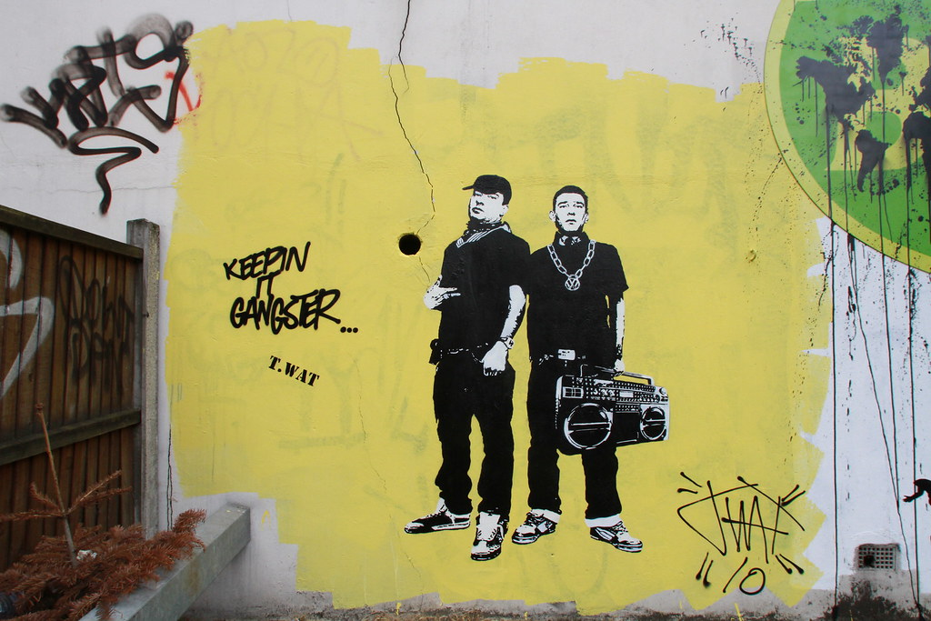 The World\'s most recently posted photos of graffiti and krays ...