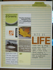 LOAD 10 24 10 Bits of Life (nicolernorman) Tags: scrapbook scrapbooking load layoutaday