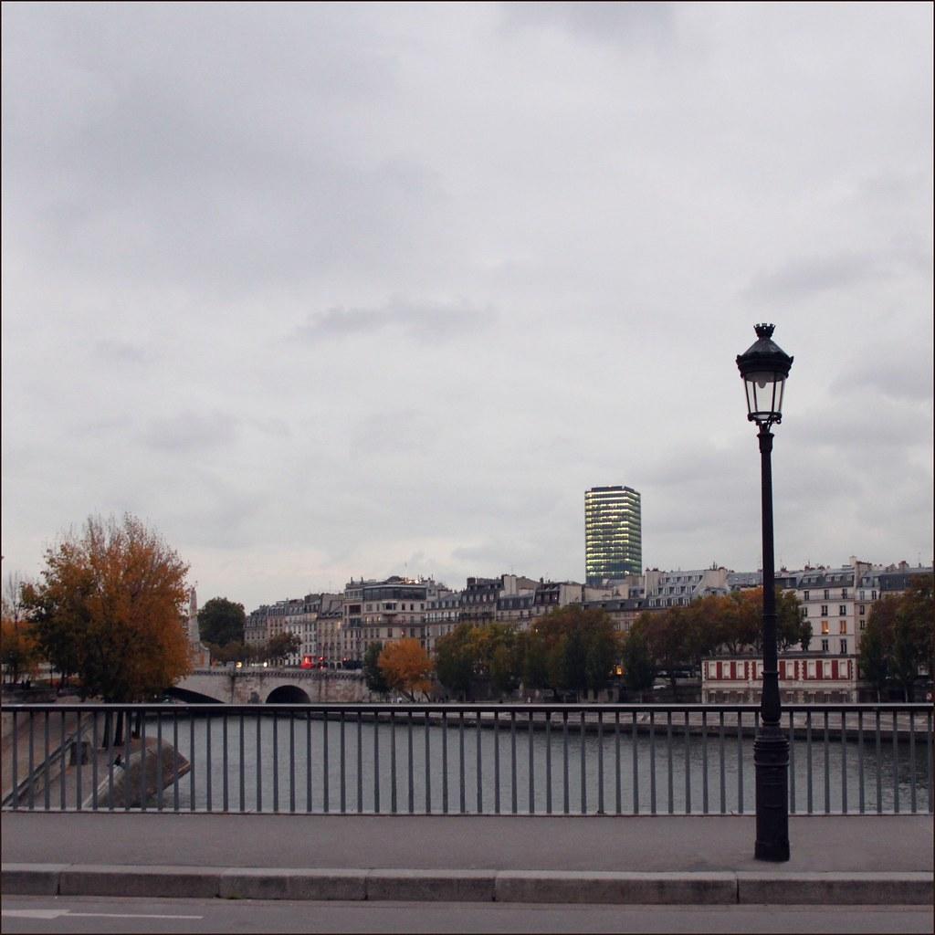 L'Ile Saint Louis~ Paris ~ MjYj