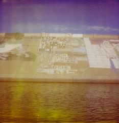 (theonlymagicleftisart) Tags: art film polaroid colorado pueblo expired 779