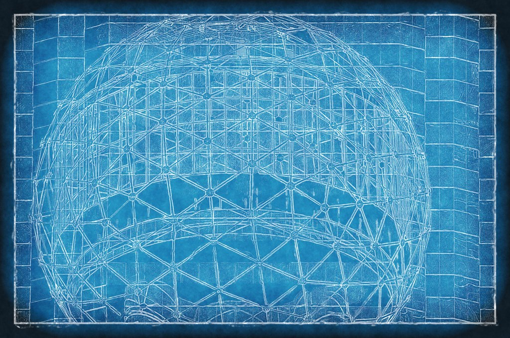 The worlds most recently posted photos of blueprint and dallas reunion tower dallas texas landmark architecture blueprint downtown photographer 25341 david kozlowski tags malvernweather Gallery