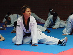 Taekwondo (-Passenger-) Tags: black belt taekwondo passenger
