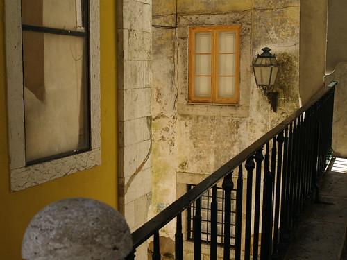 Lisboa - Beco da Caridade