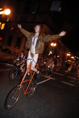World Naked Bike Ride 2007