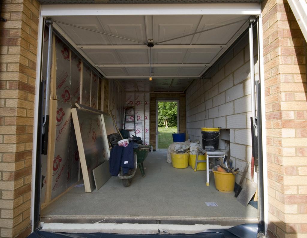 Garage Conversion Floor Insulation Garage Conversion