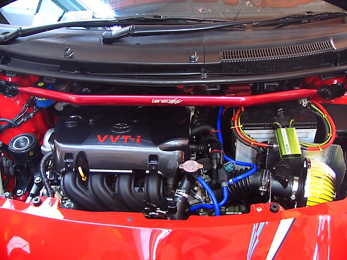 Фото Toyota Yaris (Тойота Ярис)