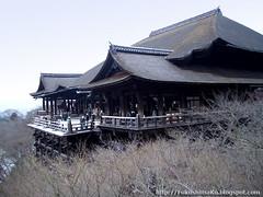 Tempio Kiyomizu Kyoto