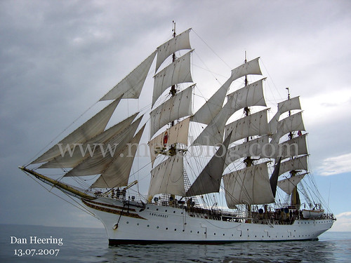 Sorlandet - Tall Ship Race 2007
