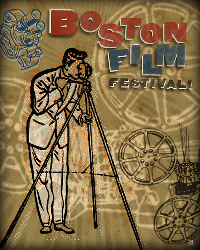 Boston Film Festival Poster