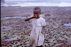 Das Kind der Muschelsammlerin