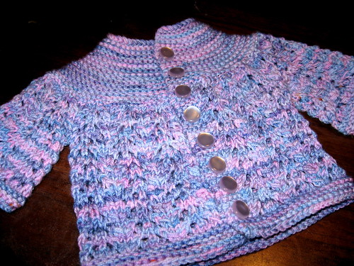 EZ Feb. Baby Sweater