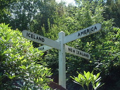 Photo - signpost in Exmoor