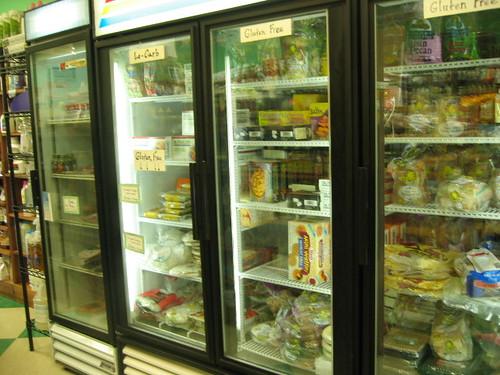 Cornucopia gluten-free freezer